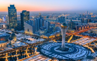 PRESS RELEASE: Doing Business in Kazakhstan conference